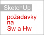 Systémové požadavky pro SketchUp 2015