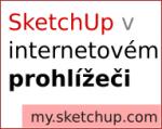 SketchUp lze nyní používat i v internetovém prohlížeči