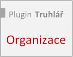 Organizace projektu včetně všech souborů v plugin-u Truhlář