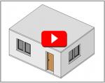 Dokončení 3D modelu místnosti