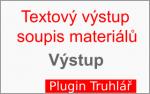 Popis textového výstupu: soupiska materialu.txt