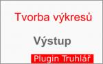 Tvorba výkresové dokumentace v plugin-u Truhlář