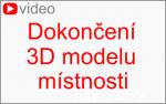 Dokončení 3D modelu místnosti ve SketchUpu