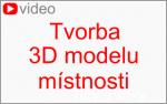 Tvorba 3D modelu místnosti