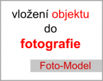 Vložení objektu do fotografie (Foto-Model)
