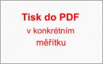 Tisk do PDF v konkrétním měřítku ze SketchUpu