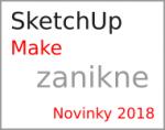 Jak je to se SketchUp-em ZDARMA nebo-li s verzí Make