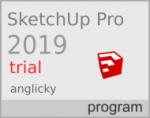 Instalace programu SketchUp PRO 2019 (trial PRO verze)