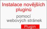 Instalace novějších pluginů přes webové stránky: extensions. sketchup.com