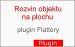 Rozvin objektu pomocí pluginu: Flattery